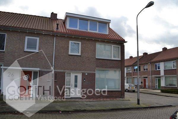 Sepiastraat, Tilburg